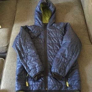 GAP Kids Boys Winter Puffer Coat